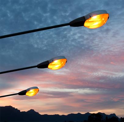 Ndriçues teknik për ambient të jashtëm